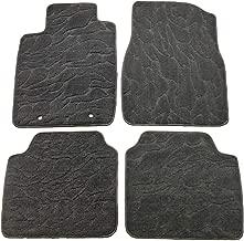 QianBao Front & Rear Nylon Water Ripple 4PC Car Floor Carpets Liner Floor Mat Fits Lexus ES300 ES330 2002 2003 2004 2005 2006