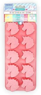 Handstand Kitchen Rainbows and Unicorns Silicone Unicorn Shaped Candy Mold