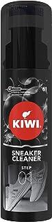 KIWI Sneaker Care Cleaner, Schiuma Detergente per Pulizia a Secco delle Scarpe da Ginnastica, Delicata e adatta a qualsias...