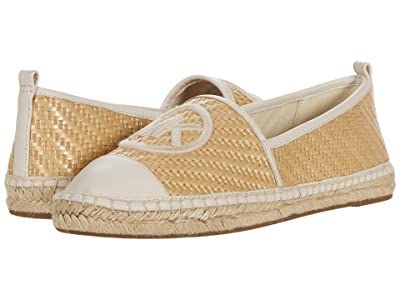MICHAEL Michael Kors Rey Espadrille (Light Cream) Women