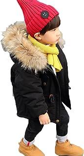 BAJIAN 防寒 チェスターコート 棉服 キッズ 男の子 ボーイズ ジュニア 子供服 アウター トップス 上着 人気 お洒落 可愛い カジュアル お出かけ アウトドア 秋冬物