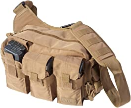 5.11 Tactical Bail Out Bag Molle Ammo Magazine Carrier Pack for Responders , Style 56026