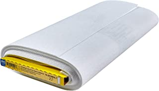 Pellon 70 Peltex Ultra-Firm Sew-in Stabilizer 20'' x 10 yd Bolt, White