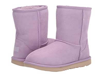 UGG Kids Classic II (Little Kid/Big Kid) (Lilac Frost) Girls Shoes
