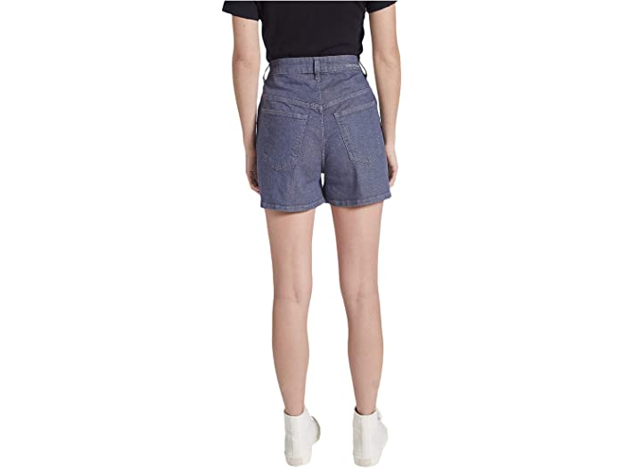Current/elliott The Penning Shorts In Lavandula