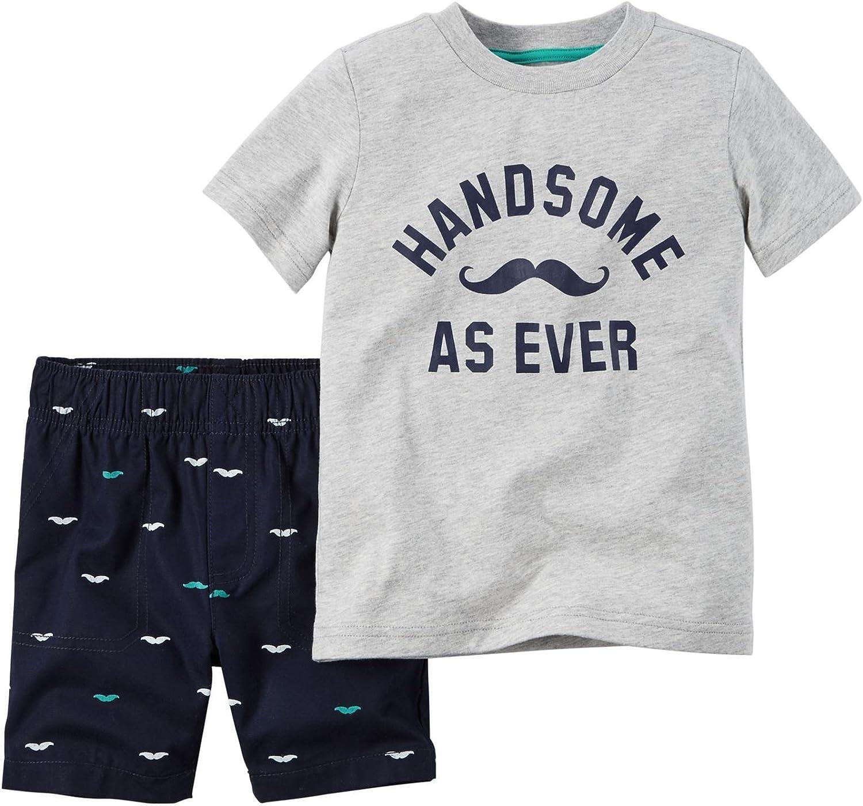 Carter's Baby Boys' 2 Pc Playwear Sets 229g115