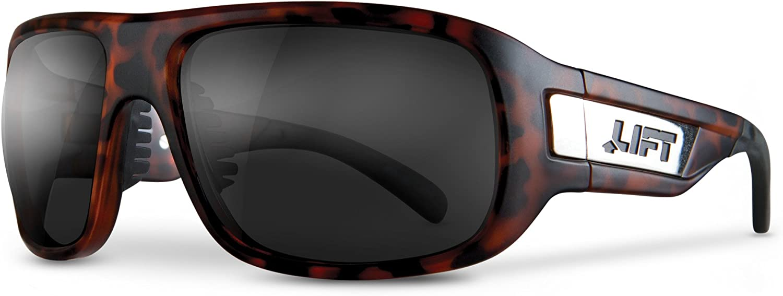LIFT Safety ESR-12CFLT Strobe Safety Glasses Camo Frame//Yellow Lens