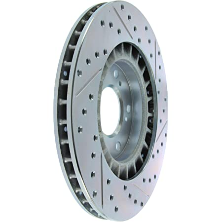 DBA DBA200SL Street Series Slotted Front Vented Left-Hand Disc Brake Rotor