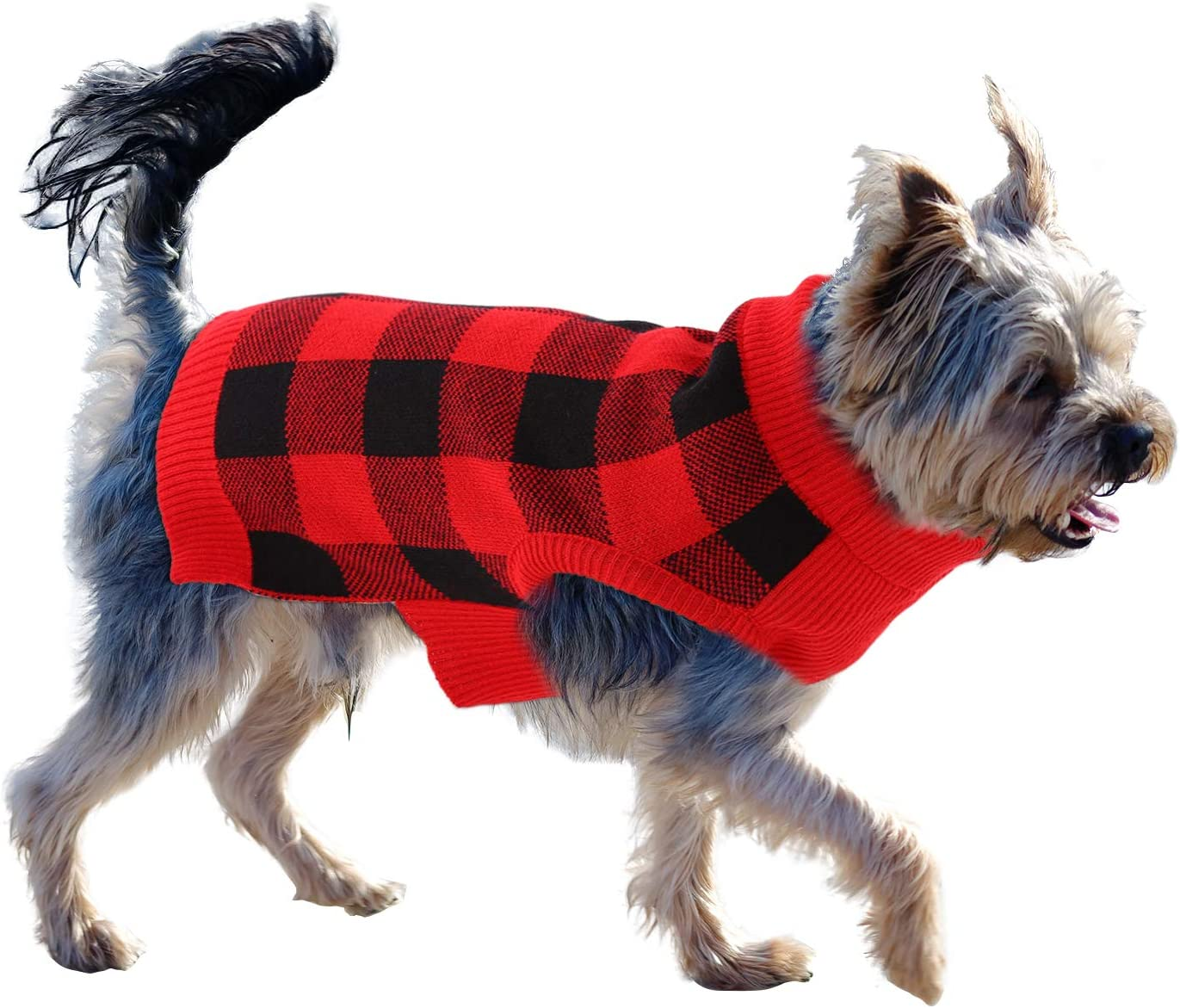 ASENKU Dog Sweater Free shipping anywhere in the nation Pet Turtleneck famous Larg Medium for Small