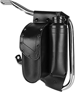 XMT-MOTO Saddlebag Guard Bag W/Water Bottle Holder For Most of Harley Touring models With crash bars Road King, Electra Glides, Road Glides