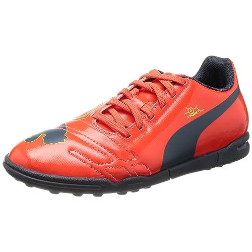 81896621ee Puma Evopower 4, Unisex-Child Football Shoes