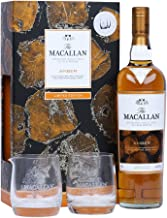 Macallan Amber 70cl with Glass Gift Pack 70 cl 2016 Limited Edition
