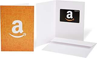 Amazon.com Gift Card in a Greeting Card