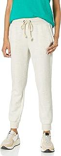 Goodthreads Heritage - Pantalón Deportivo de Forro Polar Pantalones Informales para Mujer