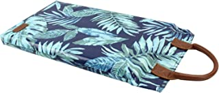 HappyPicnic Thick Kneeling Pad for Gardening Sitting, Comfort Knee Mat Cushion with EVA Waterproof Cover and PU Leather Handle for Multi Purpose - Prayer, Bath Kneeler for Baby or Exercise & Yoga