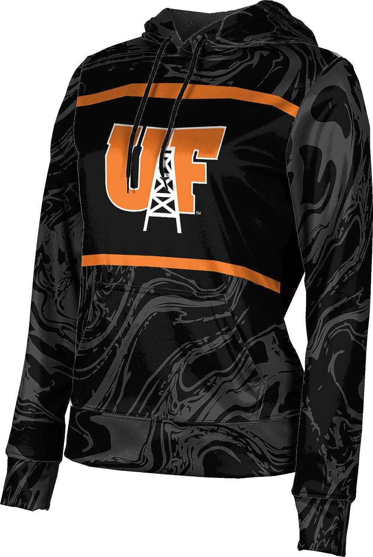 ProSphere University of Findlay Girls' Pullover Hoodie, School Spirit Sweatshirt (Ripple)