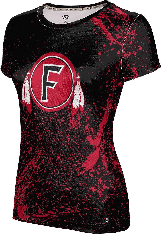 ProSphere Fostoria High School Girls' Performance T-Shirt (Splatter)
