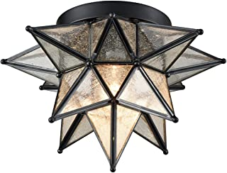 Best star shaped ceiling light fixture Reviews