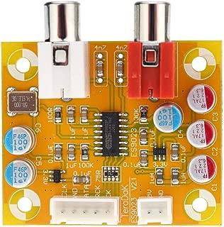 Semoic Dac Sabre Es9023 Analog I2S 24 Bit 192 Khz Decoder Board for Raspberry Pi