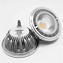 EMGQ Energiebesparende gloeilamp 2 stks LED-lampen GU10 AR111 12W COB LED-schijnwerpers LED-verlichting Spotlight 85-265V...