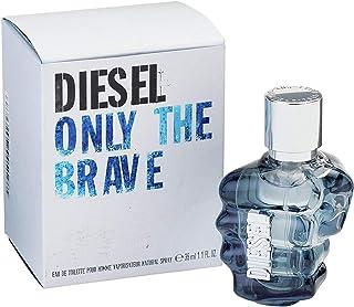 Diesel Only the Brave–Pour Homme Agua de colonia para hombre, en spray, 35ml