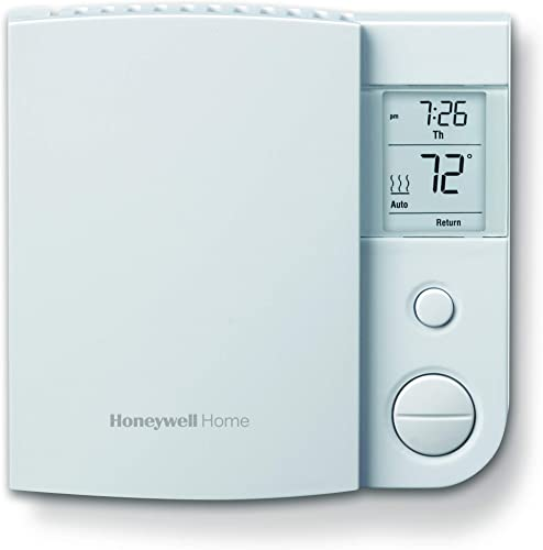new arrival Honeywell Home RLV4305A1000/E1 Electric Baseboard Heaters Rlv4305A1000/E sale 5-2 outlet online sale Day Programmable Thermostat, 240 V, 1 Deg F, Whites outlet sale