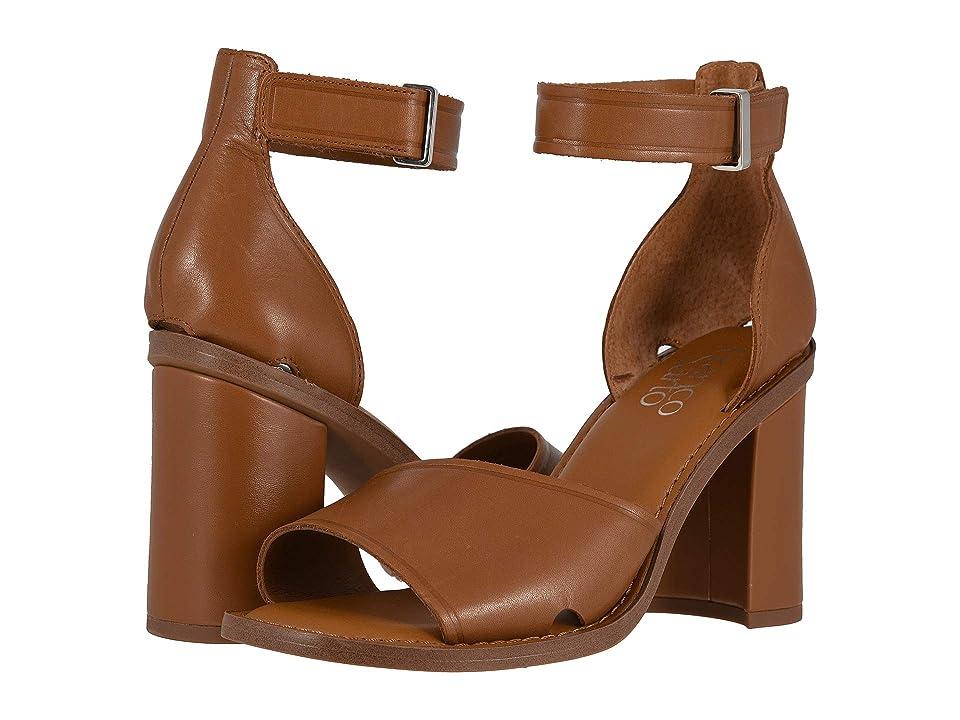 Franco Sarto Caia (Light Brown Leather) Women