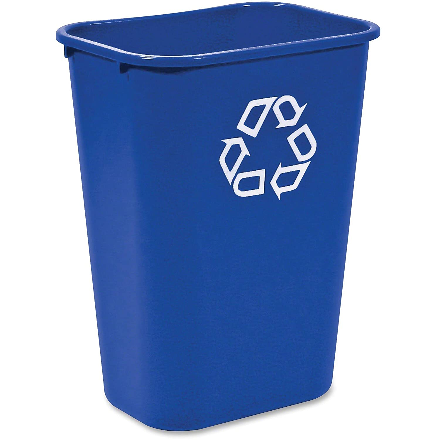 Dallas Mall Rubbermaid Commercial Products Fg295773Blue Max 90% OFF Desksi Resin Plastic