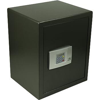 Burg-Wächter PointSafe P 4 E Caja Fuerte de Empotrar, Negro, 57,9 l: Amazon.es: Bricolaje y herramientas