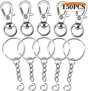 key chains rings