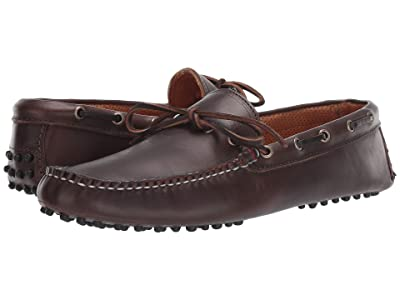 Sperry Gold Cup Handcrafted in Maine 1-Eye Driver (Brown) Men