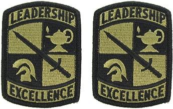army rotc patch