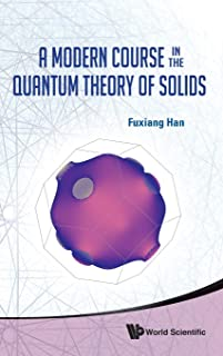 Modern Course In The Quantum Theory Of Solids, A