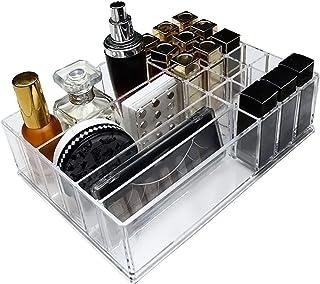 Make-updoos Cosmetische Opslag, Lippenstifthouder Organisator Koffer Vertoningsrek, Voor Cosmetica Desktoporganisator Lipp...