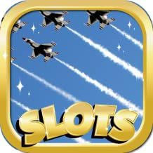 Free Slots Fun : Air Force Mr Edition - Real Casino Slots Machine In Las Vegas