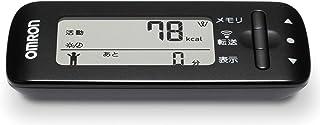 オムロン 活動量計 カロリスキャン HJA-307IT-BK ブラック【ウェルネスリンク対応】
