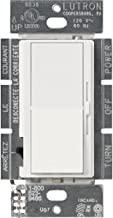 Lutron DVCL-253P-WH Diva 250-watt Single Pole/3-Way CFL/LED Dimmer, White