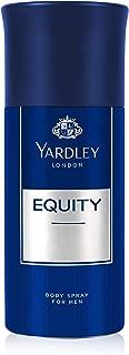Yardley Equity Body Spray, 150ml