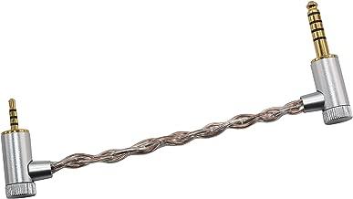 KK Cable 2P-V 4.4mm L-Shaped Male Plug TO 2.5mm (L-Shaped Plugs) TRRS Balanced Cable. 2P-V