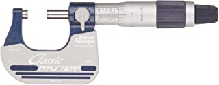 Brown & Sharpe 599-1-50 Classicmaster Micrometer, 0-1