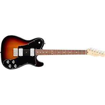 Fender American Professional Telecaster Deluxe Shawbucker Rosewood Fingerboard Electric Guitar 3-Color Sunburst