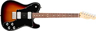 Fender American Professional Deluxe ShawBucker Telecaster - 3-Color Sunburst with Rosewood Fingerboard