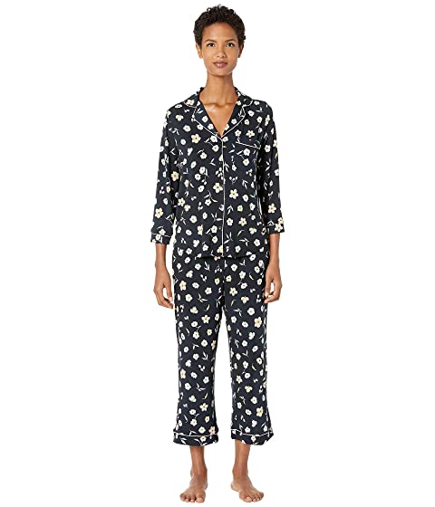 Kate Spade New York Modal Jersey Night Flora Capris Pajama Set