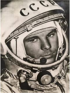 Space Heroes Yuri Gagarin Posters Painting Art Print Canvas Home Decor Picture Wall Print Wall Art Decor Photo Paintings40...