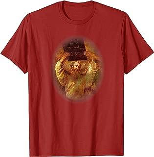 Moses & the 10 Commandments T-Shirt