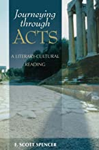 Journeying through Acts: A Literary-Cultural Reading
