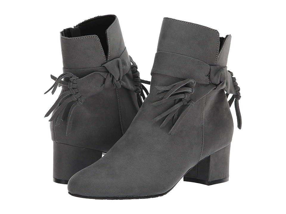 Soft Style Gypsie (Dark Grey Faux Suede) Women