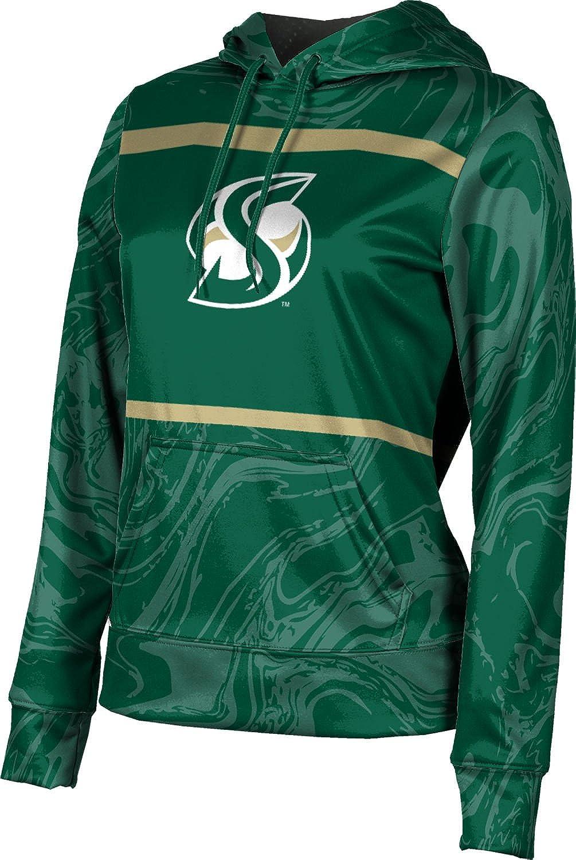 ProSphere Sacramento State University Girls' Pullover Hoodie, School Spirit Sweatshirt (Ripple)