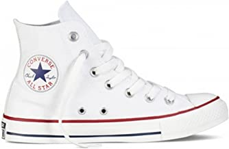 Converse - All Star Optical White High Top Sneakers, 8 D(M) US