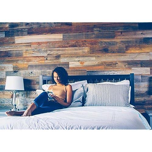 Wood Wall Paneling: Amazon com
